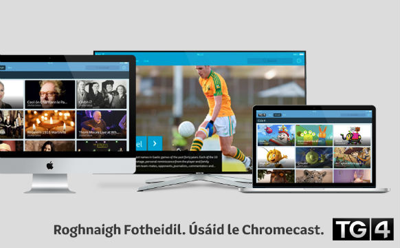 Upgrade of TG4 App
