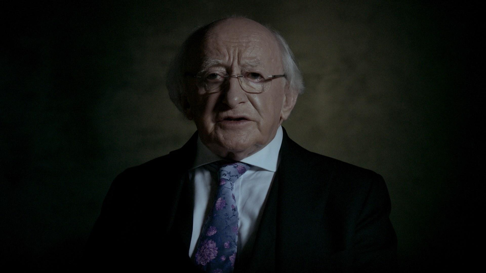Uachtarán Mícheál D. Ó hUiginn
