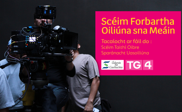 Scéim<br>Forbartha<br>Oiliúna