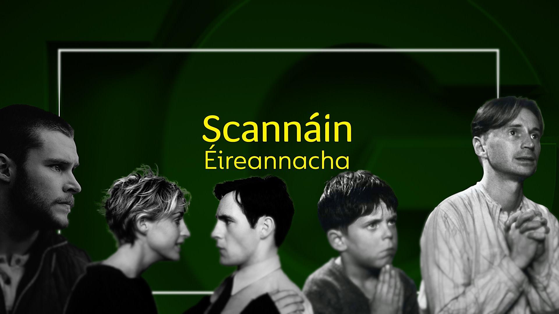 Scannáin Éireannacha