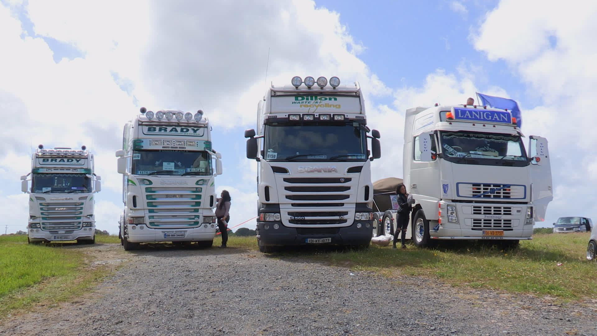 Truckers na hÉireann