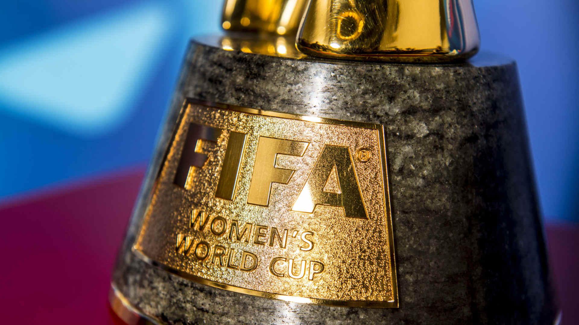 Corn Domhanda Sacair na mBan FIFA